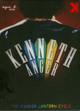Kenneth Anger - The Magick Lantern Cycle (2 DVDs + CD)