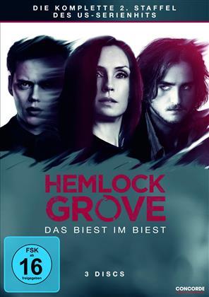 Hemlock Grove - Staffel 2 (3 DVDs)