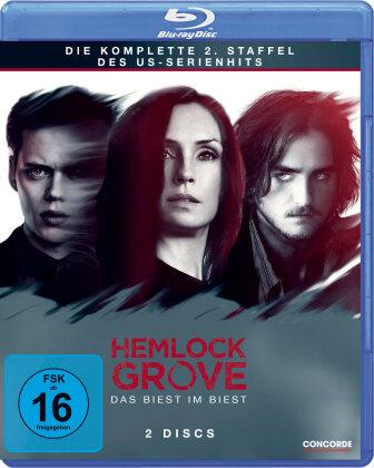 Hemlock Grove - Staffel 2 (2 Blu-rays)