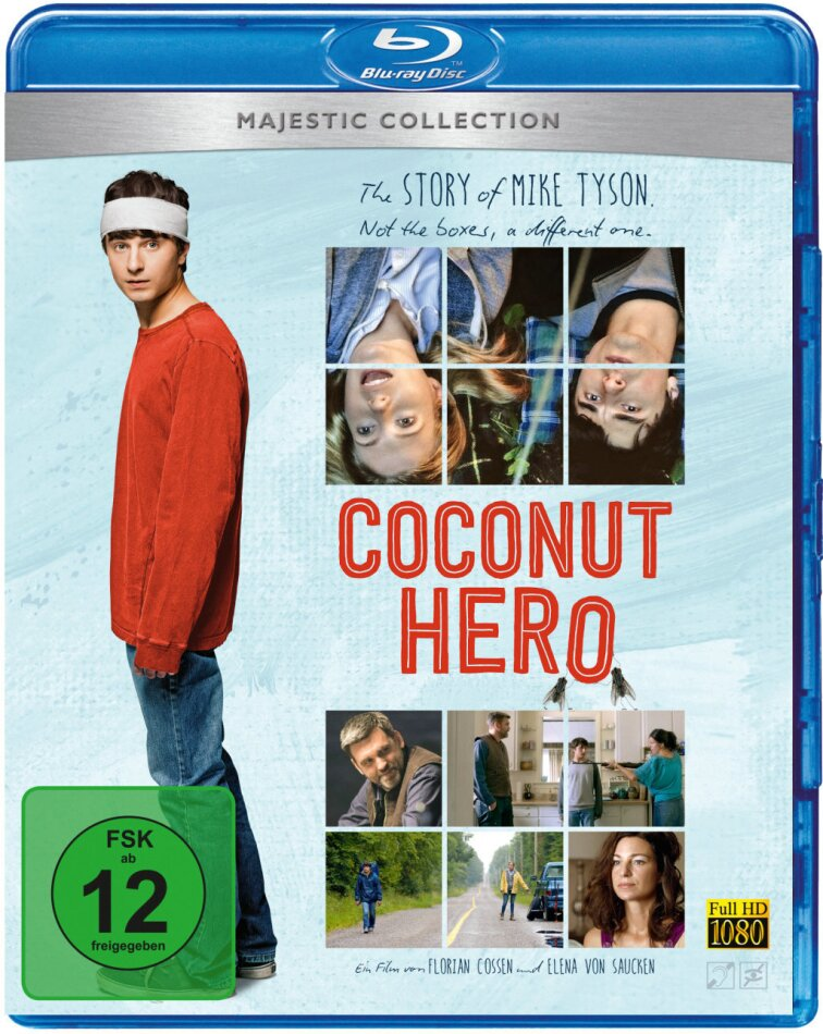 Coconut Hero (2015) (Majestic Collection)