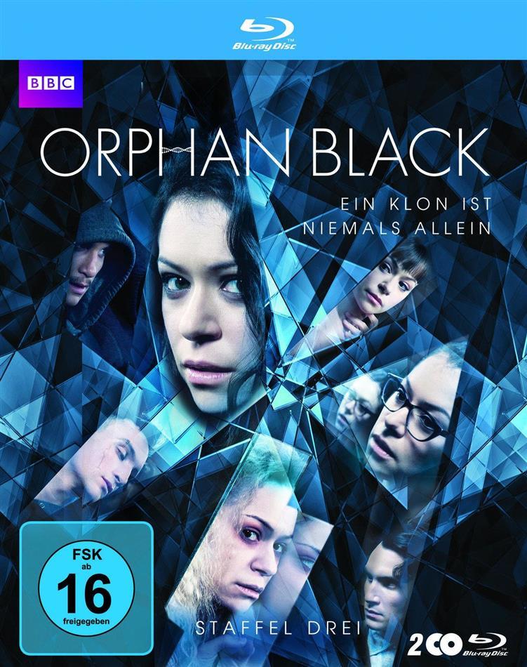Orphan Black - Staffel 3 (BBC, 2 Blu-rays)