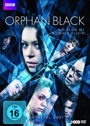 Orphan Black - Staffel 3 (BBC, 3 DVD)