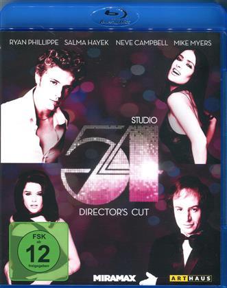 Studio 54 (1998) (Director's Cut, Versione Cinema)