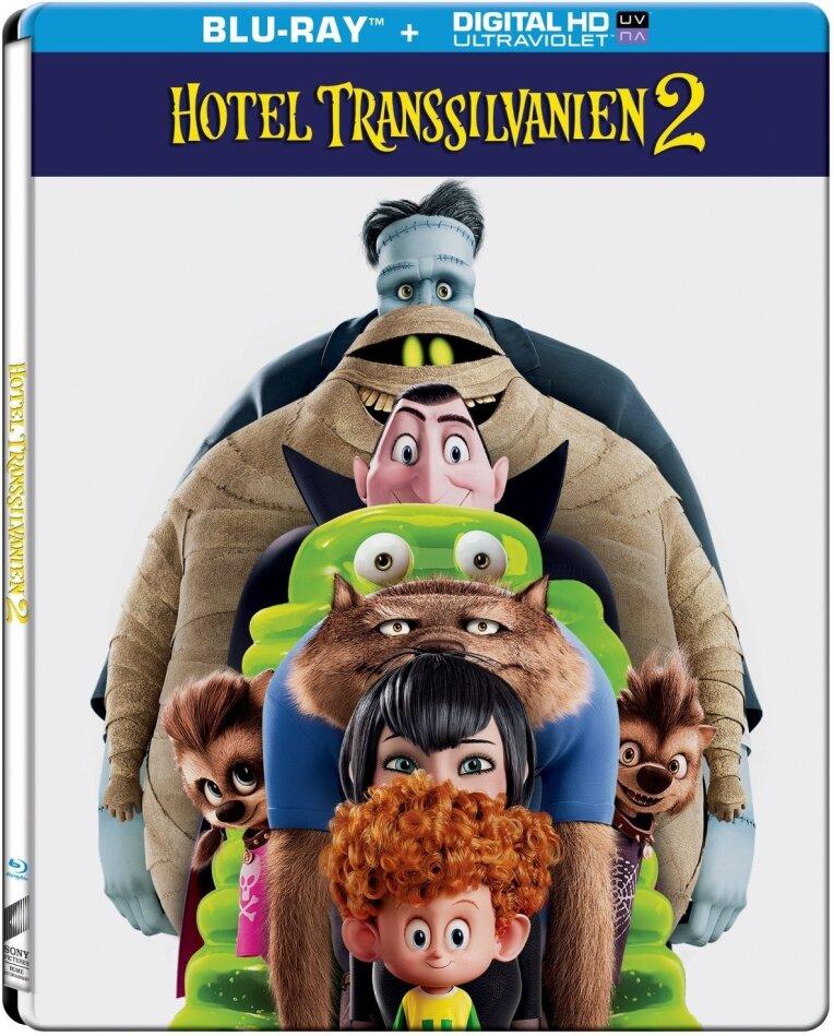 Hotel Transsilvanien 2 (2015) (Steelbook)