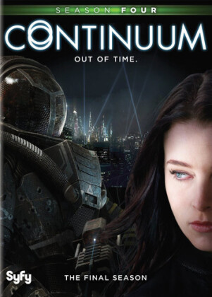 Continuum - Season 4 (2 DVDs)