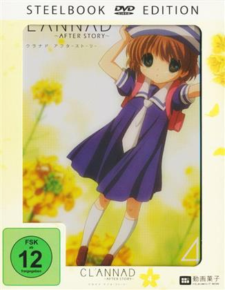 Clannad After Story - Collection 4 (inkl. Plüsch Baby Dango, Limited Edition, Steelbook)