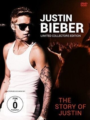 Justin Bieber - The Story of Justin (Inofficial, Limited Collector's Edition)