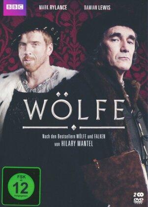 Wölfe (BBC, 2 DVDs)