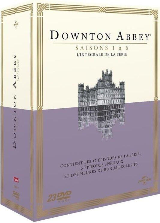 Downton Abbey - L'intégrale de la série - Saisons 1-6 (23 DVDs)