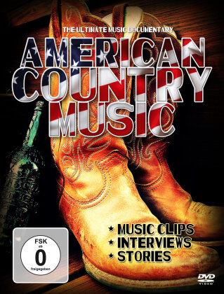 Various Artists - American Country Music (Inofficial)