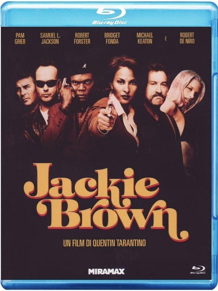 Jackie Brown (1997) (Ricettario incluso nella confezione, Blu-ray + DVD)