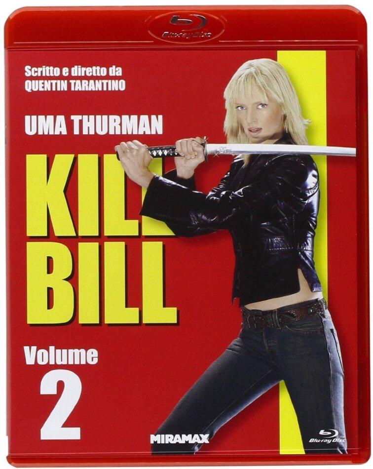 Kill Bill - Vol. 2 (2004) (Ricettario incluso nella confezione)