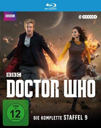 Doctor Who - Staffel 9 (6 Blu-rays)