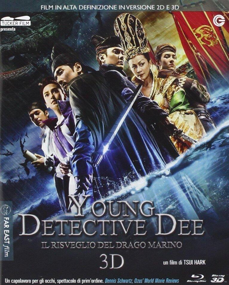Young Detective Dee - Il risveglio del drago marino (2013)