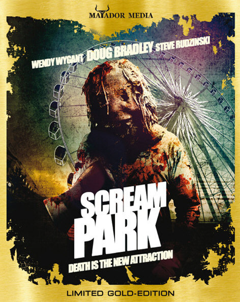 Scream Park (2012) (Gold Edition, Limited Edition, Uncut)