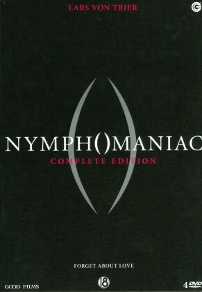 Nymphomaniac (Complete Edition, Director's Cut, Kinoversion, 4 DVDs)