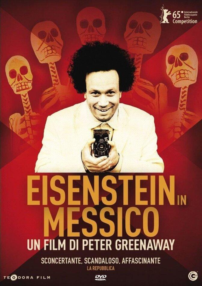 Eisenstein in Messico (2015)