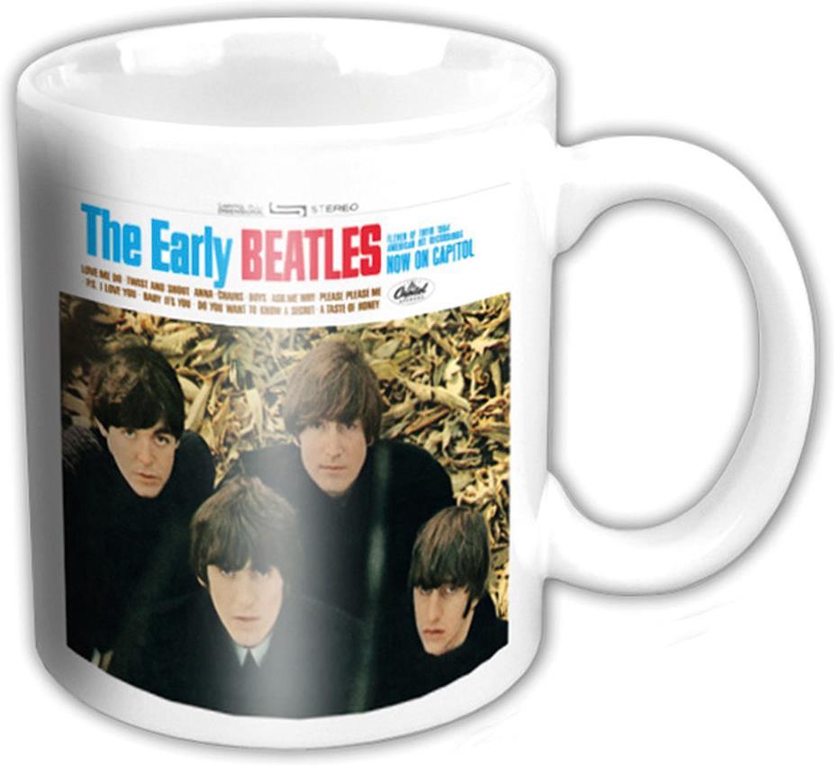 The Beatles Mini Tasse Motiv - US Album The Early Beatles