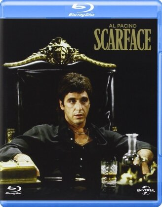 Scarface (1983) (Blu-ray + DVD)