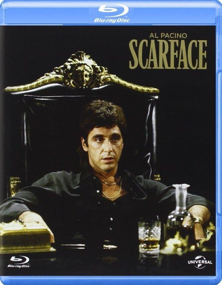 Scarface (1983) (Blu-ray + DVD)