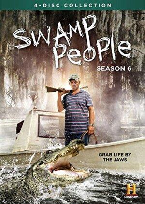 Swamp People - Season 6 (4 DVDs)