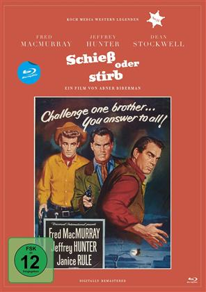 Schiess oder stirb (1957) (Western Legenden, Digibook)
