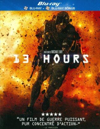 13 Hours (2016) (2 Blu-rays)