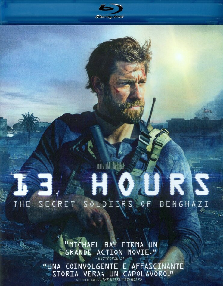13 Hours - The Secret Soldiers of Benghazi (2016)