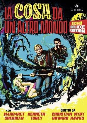 La cosa da un altro mondo (1951) (Sci-Fi d'Essai, s/w, Deluxe Edition, 2 DVDs)