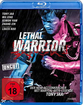 Lethal Warrior (2015) (Uncut)