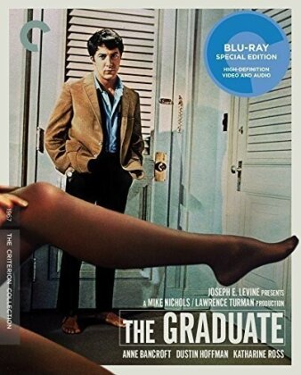 The Graduate (1967) (4K Mastered, Criterion Collection)