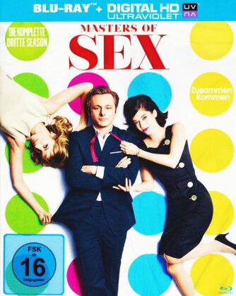 Masters of Sex - Staffel 3 (4 Blu-rays)