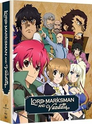 Lord Marksman and Vanadis - The Complete Series (Edizione Limitata, 2 Blu-ray + 2 DVD)