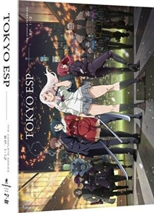 Tokyo Esp (Limited Edition, 2 Blu-rays + 2 DVDs)