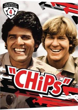 CHips - Season 4 (5 DVD)