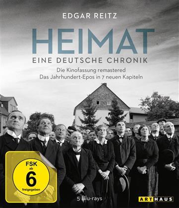 Heimat 1 - Eine deutsche Chronik (Arthaus, 5 Blu-rays)