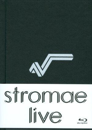 Stromae - Racine Carrée Live (Digibook)