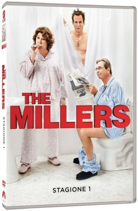 The Millers - Stagione 1 (3 DVDs)