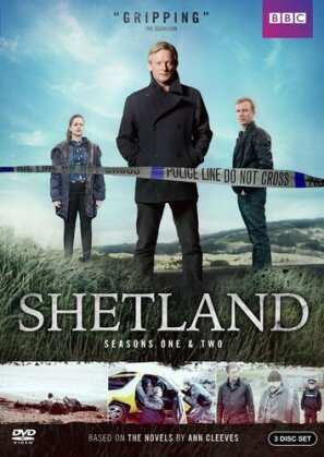 Shetland - Season One & Two (5 DVDs)