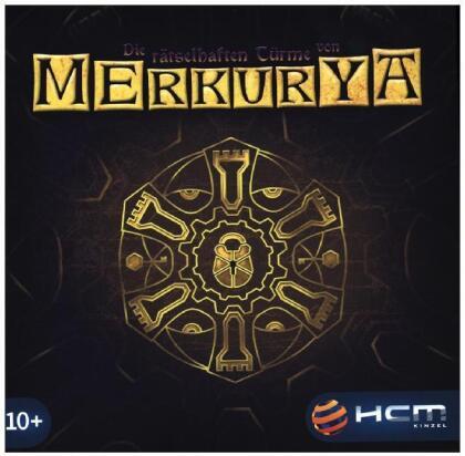 Die rätselhaften Türme von Merkurya