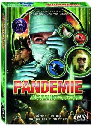 Pandemie - Ausnahmezustand - Erweiterung