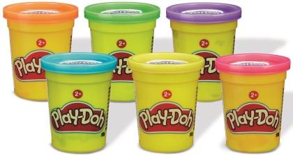 Play-Doh - Einzeldose Assortiert, 1 Stück