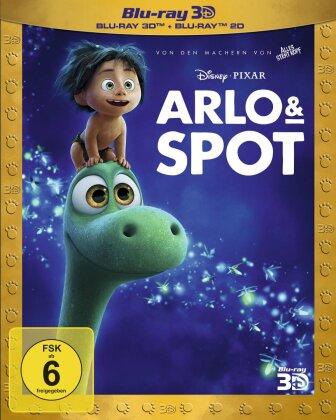 Arlo & Spot (2015) (Blu-ray 3D + Blu-ray)