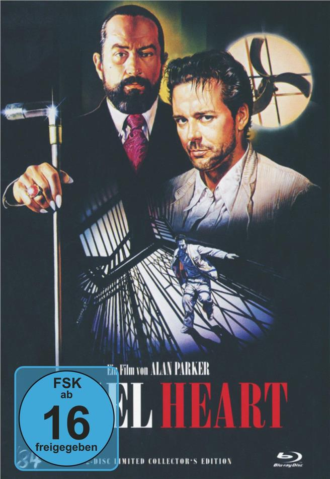 Angel Heart (1987) (Cover A, Limited Edition, Mediabook, Blu-ray + DVD)