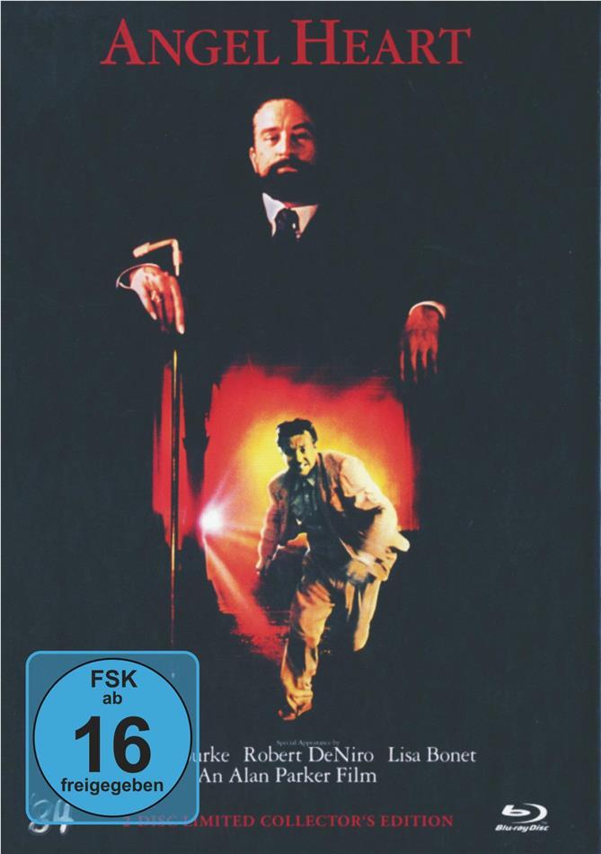 Angel Heart (1987) (Cover B, Limited Edition, Mediabook, Blu-ray + DVD)