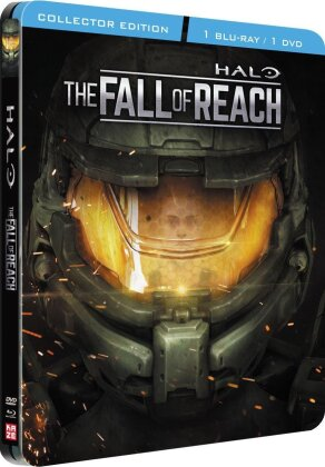 Halo - The Fall Of Reach (Collector's Edition, Steelbox, Blu-ray + DVD)