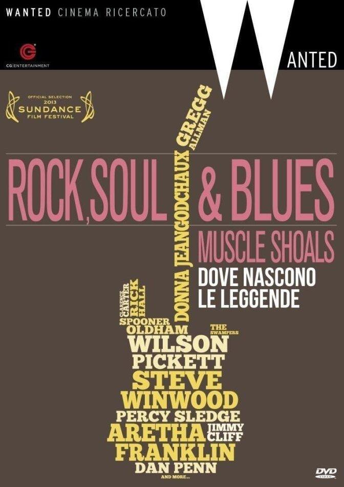 Various Artists - Rock, Soul & Blues - Dove nascono le leggende