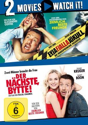 Eyjafjallajökull / Der Nächste, bitte (2 DVDs)
