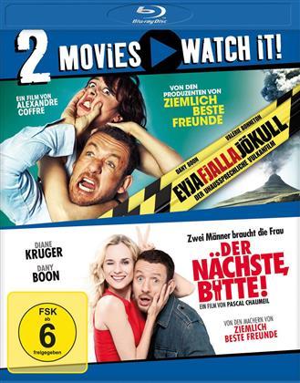 Eyjafjallajökull / Der nächste, bitte! (2 Blu-rays)