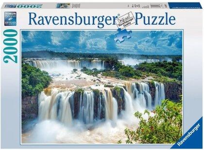 Wasserfälle von Iguazu, Brasilien - Puzzle